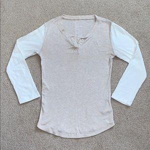 Gap // The Bowery super soft shirt